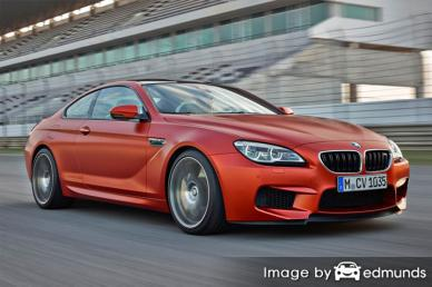 Insurance rates BMW M6 in Virginia Beach