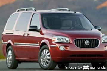 Insurance quote for Buick Terraza in Virginia Beach
