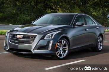 Insurance quote for Cadillac CTS in Virginia Beach
