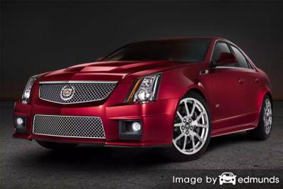 Insurance quote for Cadillac CTS-V in Virginia Beach