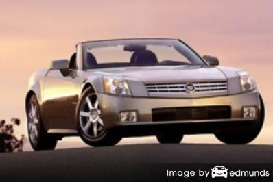 Insurance quote for Cadillac XLR in Virginia Beach