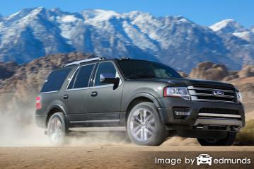 Insurance rates Ford Expedition in Virginia Beach