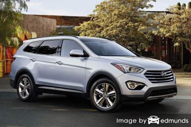 Insurance for Hyundai Santa Fe