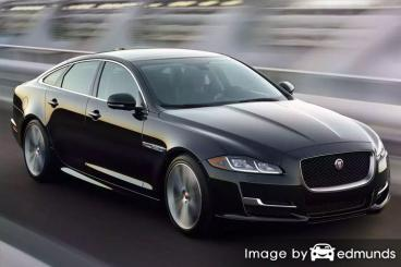 Insurance quote for Jaguar XJ in Virginia Beach