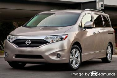 Insurance for Nissan Quest