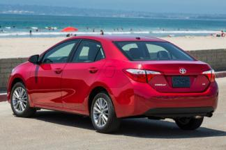 Insurance for Toyota Corolla