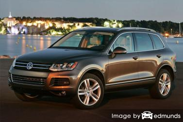 Insurance for Volkswagen Touareg